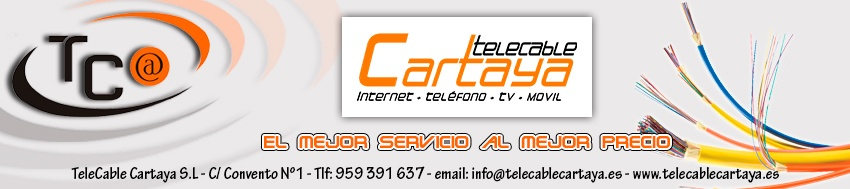 BANNER TELCABLE-CARTAYA